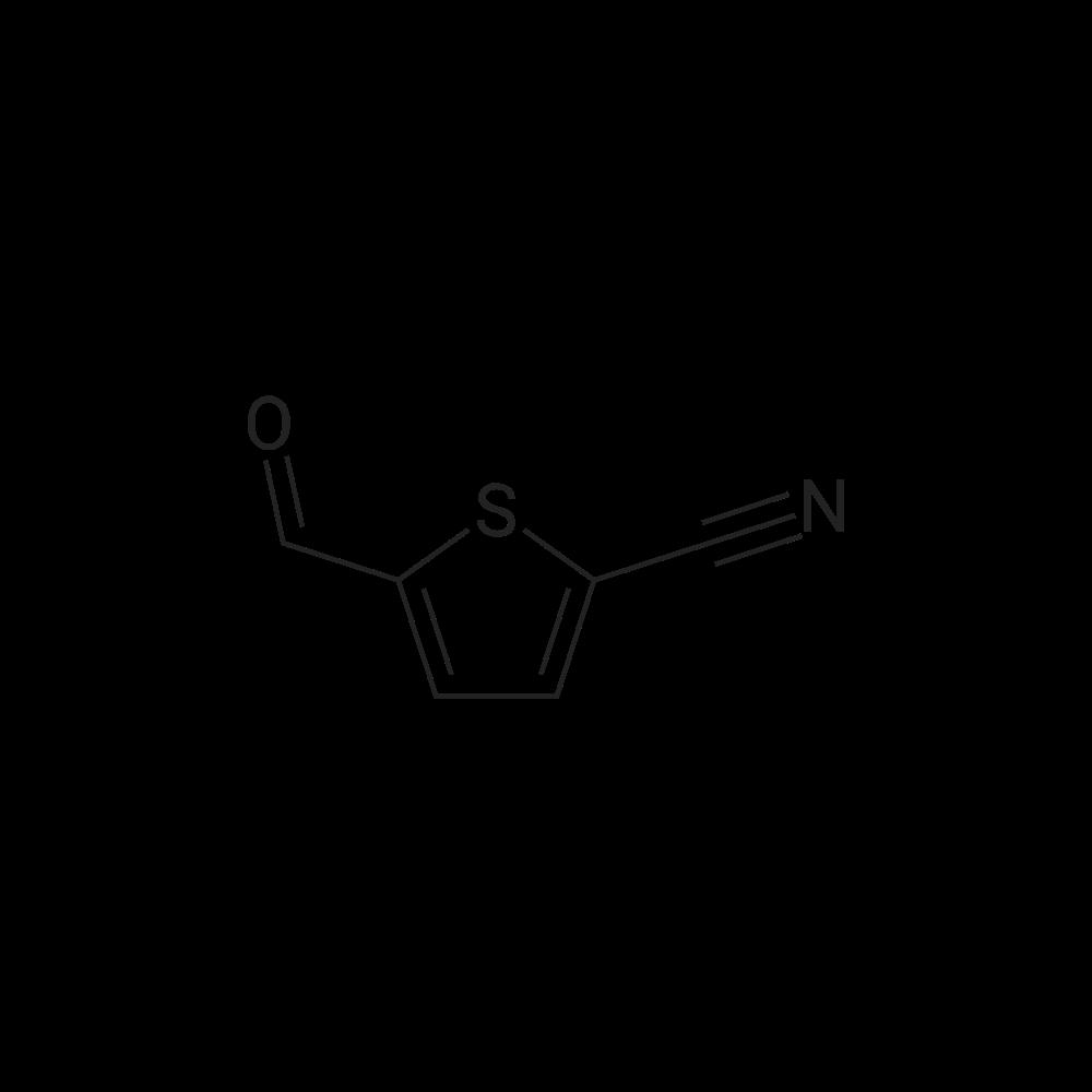 5-Formylthiophene-2-carbonitrile