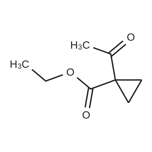 Ethyl 1-acetylcyclopropanecarboxylate