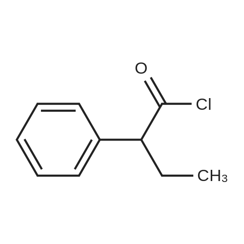 2-Phenylbutyryl chloride