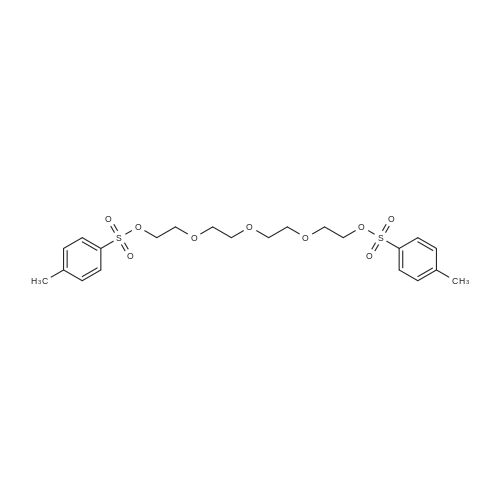 ((Oxybis(ethane-2,1-diyl))bis(oxy))bis(ethane-2,1-diyl) bis(4-methylbenzenesulfonate)