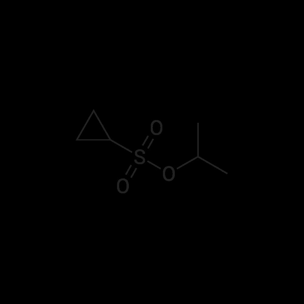 Isopropyl cyclopropanesulfonate