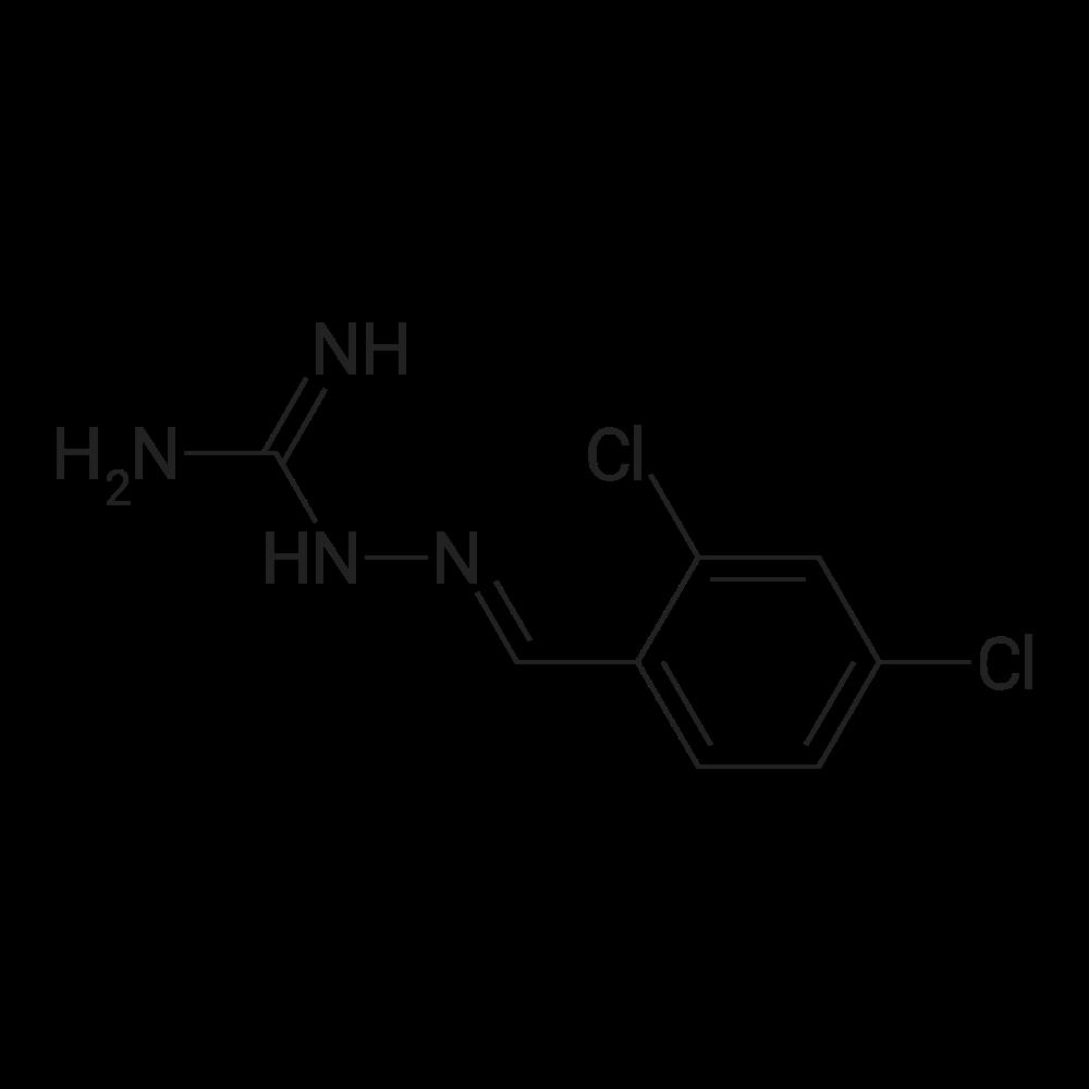 2-(2,4-Dichlorobenzylidene)hydrazinecarboximidamide