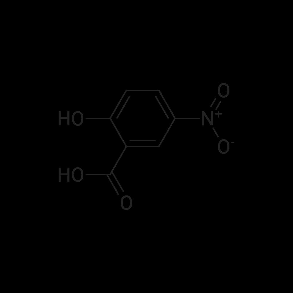 2-Hydroxy-5-nitrobenzoic acid