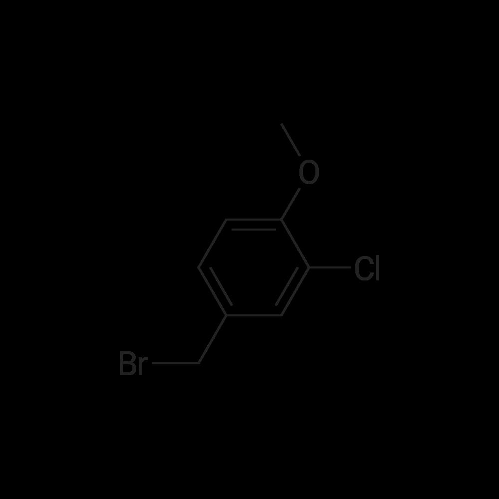 4-(Bromomethyl)-2-chloro-1-methoxybenzene