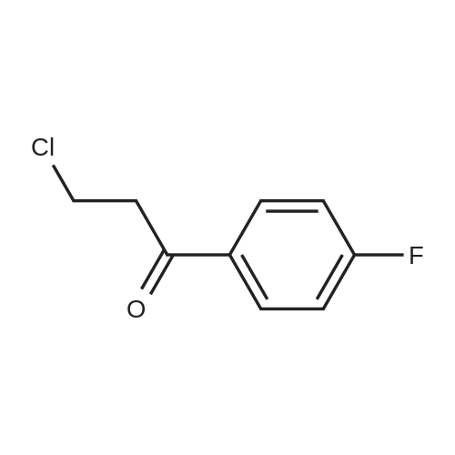 Chemical Structure| 347-93-3