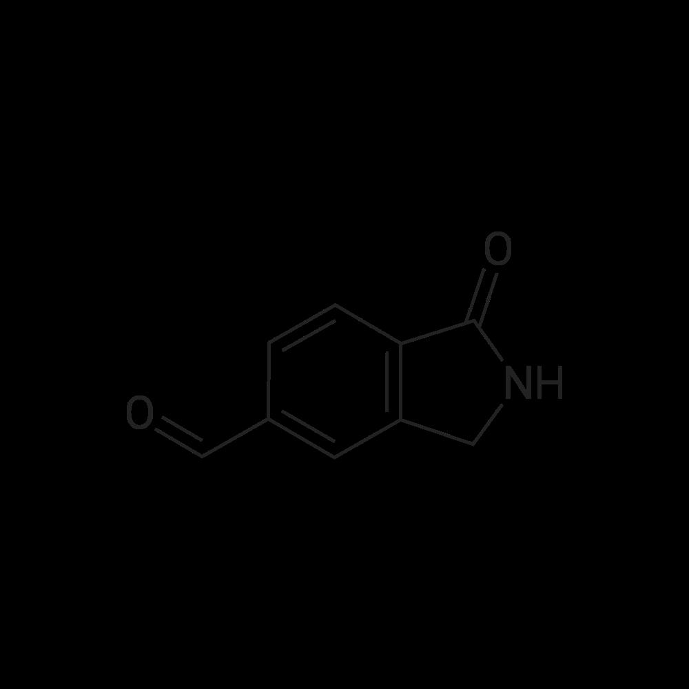 1-Oxoisoindoline-5-carbaldehyde
