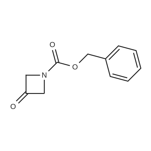 Benzyl 3-oxoazetidine-1-carboxylate