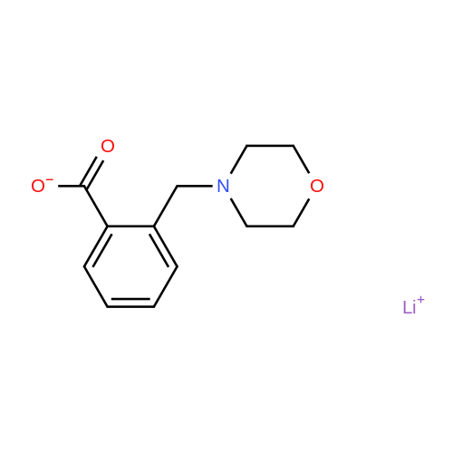 Lithium 2-(morpholinomethyl)benzoate