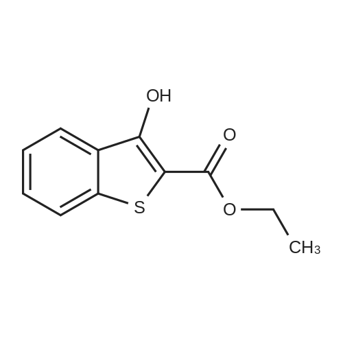 Ethyl 3-hydroxybenzo[b]thiophene-2-carboxylate