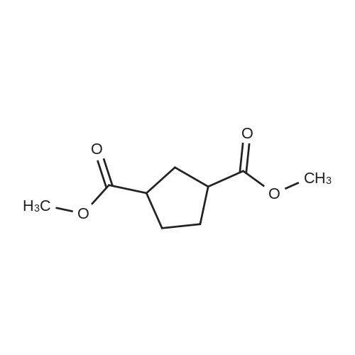 Dimethyl cyclopentane-1,3-dicarboxylate
