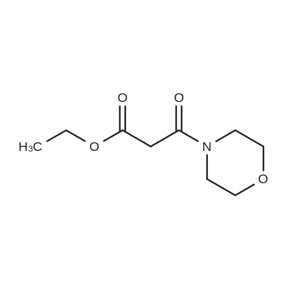Ethyl 3-morpholino-3-oxopropanoate