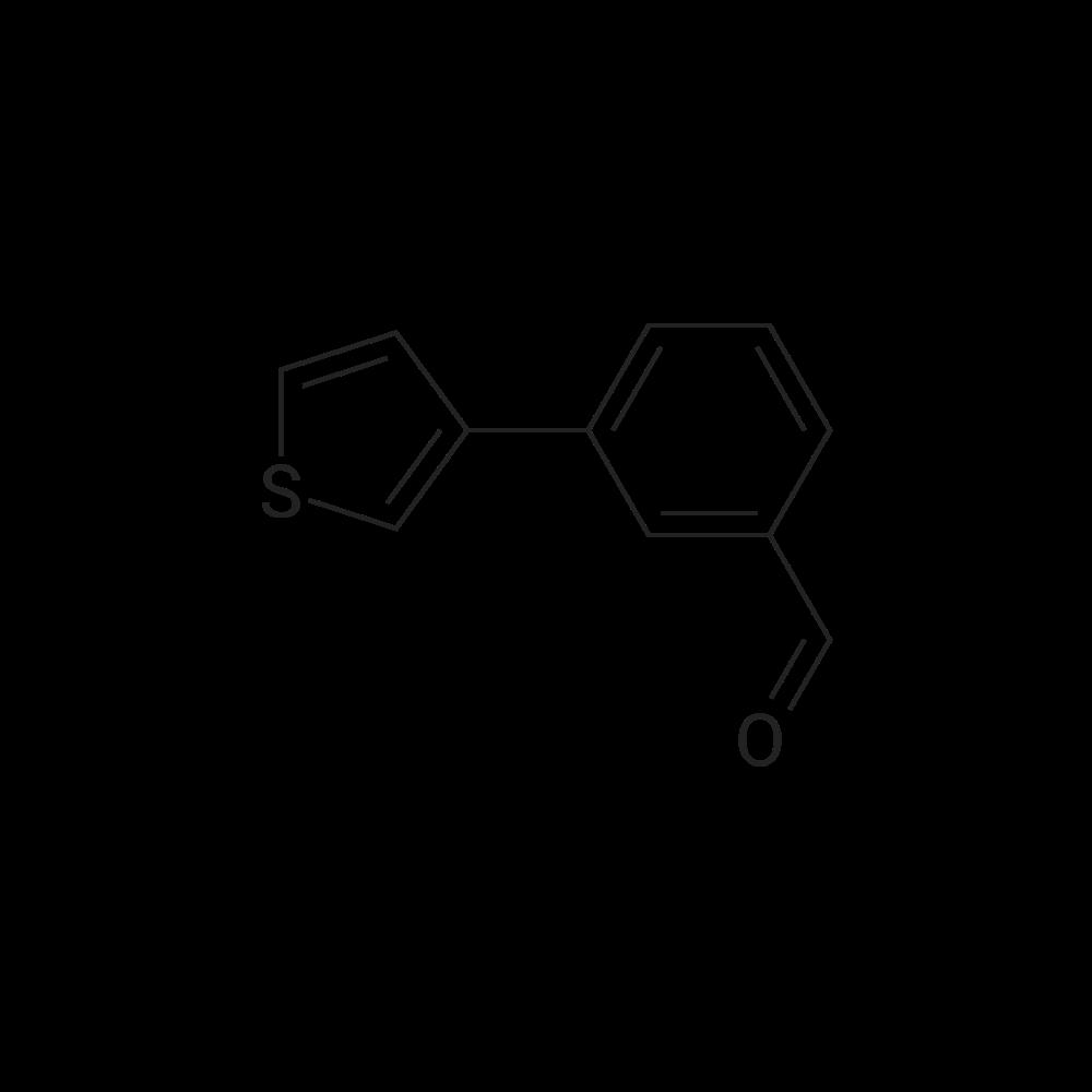 3-(Thiophen-3-yl)benzaldehyde