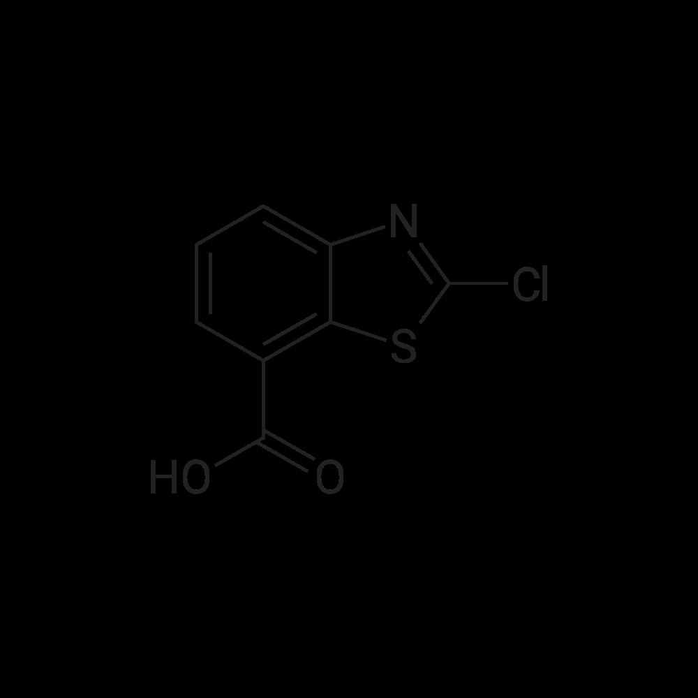 2-Chlorobenzo[d]thiazole-7-carboxylic acid