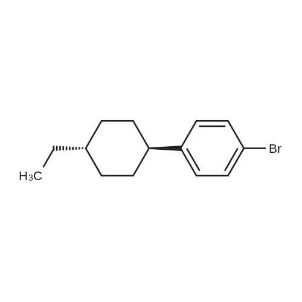 1-Bromo-4-(trans-4-ethylcyclohexyl)benzene