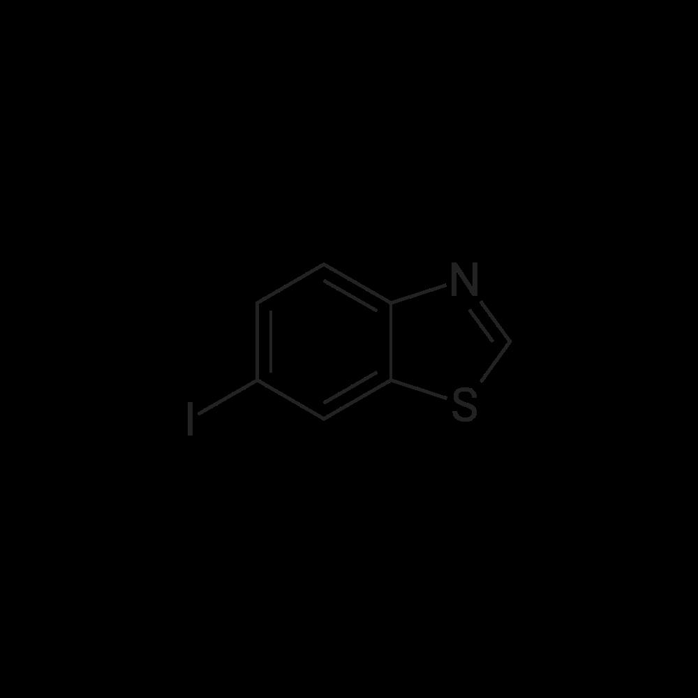 6-Iodobenzo[d]thiazole