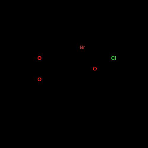 Prop-2-yn-1-yl 3-bromo-4-((2-chlorobenzyl)oxy)benzoate