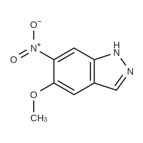 5-Methoxy-6-nitro-1H-indazole