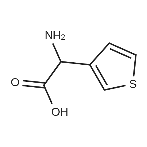 2-Amino-2-(thiophen-3-yl)acetic acid