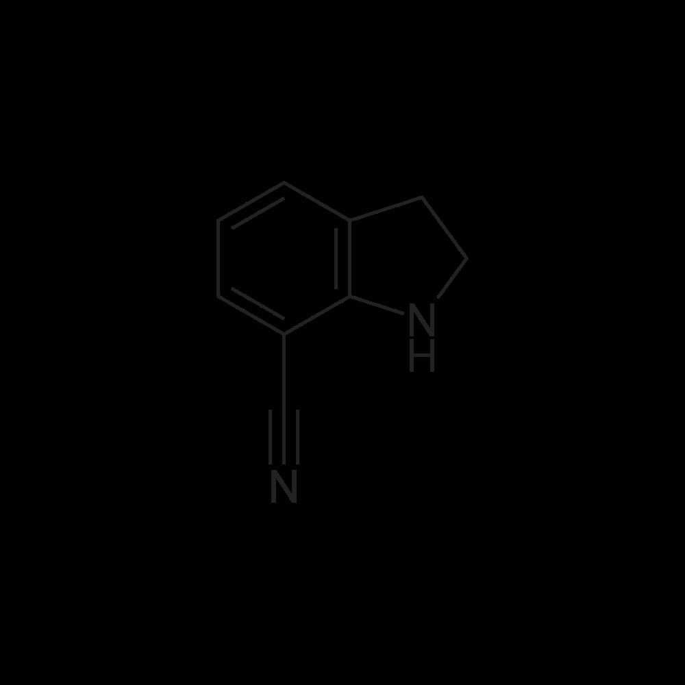 Indoline-7-carbonitrile