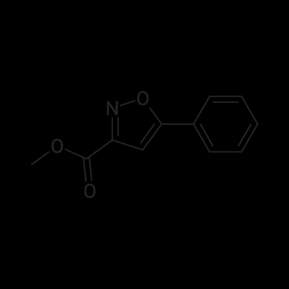 Methyl 5-phenylisoxazole-3-carboxylate