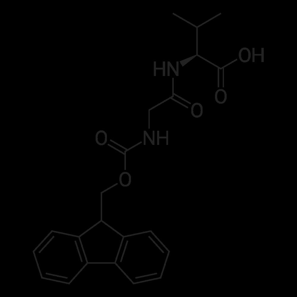 N-Fmoc-glycyl-L-valine