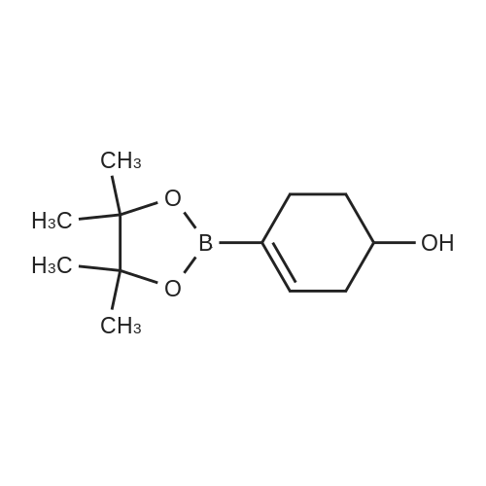4-(4,4,5,5-Tetramethyl-1,3,2-dioxaborolan-2-yl)cyclohex-3-enol