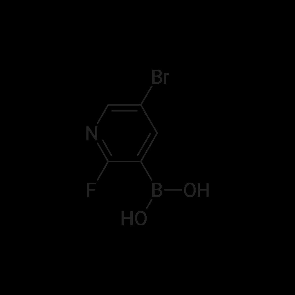 5-Bromo-2-fluoro-3-pyridylboronic