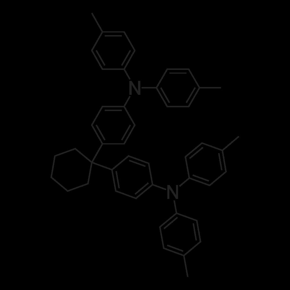 4,4-(Cyclohexane-1,1-diyl)bis(N,N-di-p-tolylaniline)