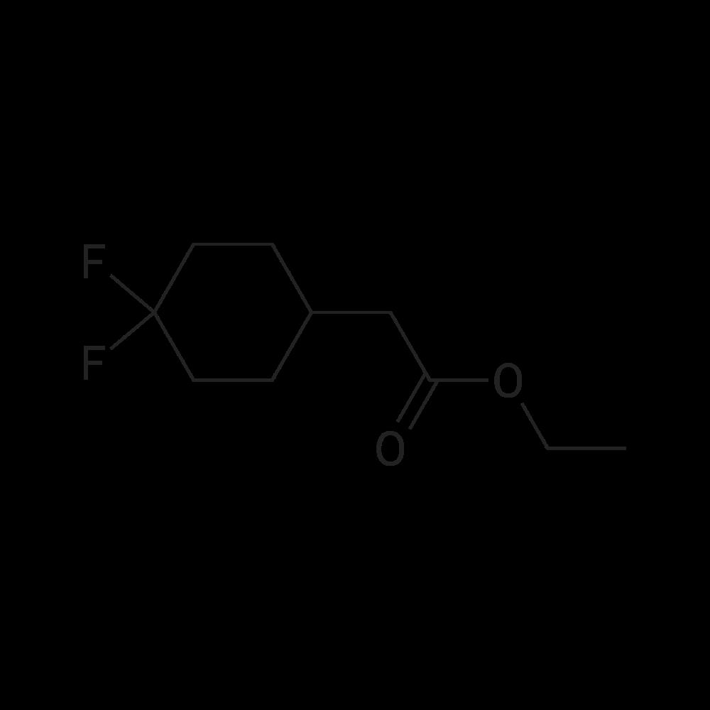 Ethyl 2-(4,4-difluorocyclohexyl)acetate