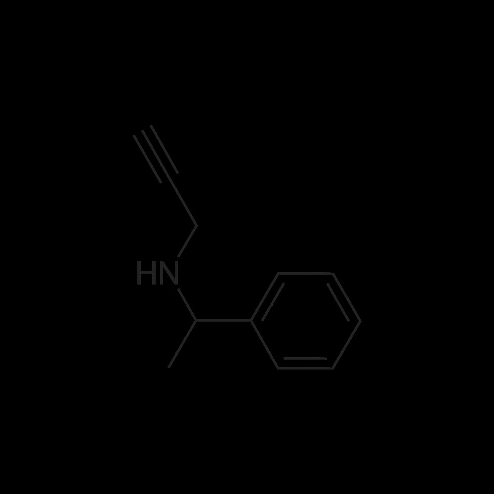 N-(1-Phenylethyl)prop-2-yn-1-amine