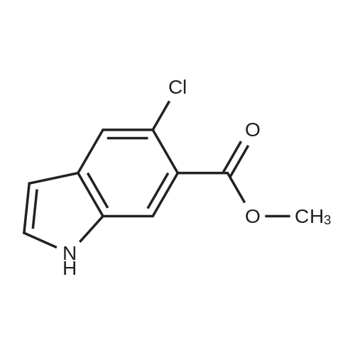 Chemical Structure| 1245643-61-1