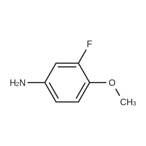 3-Fluoro-4-methoxyaniline