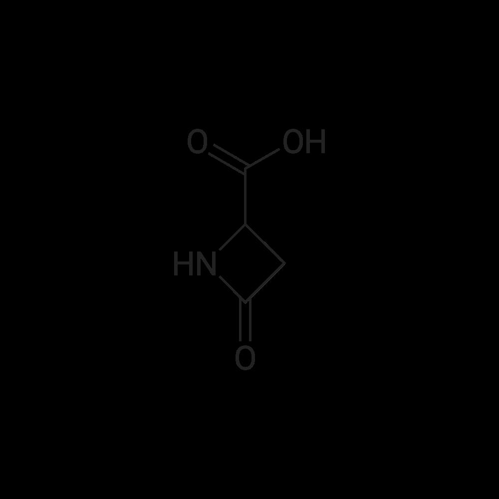 4-Oxo-2-azetidinecarboxylic acid
