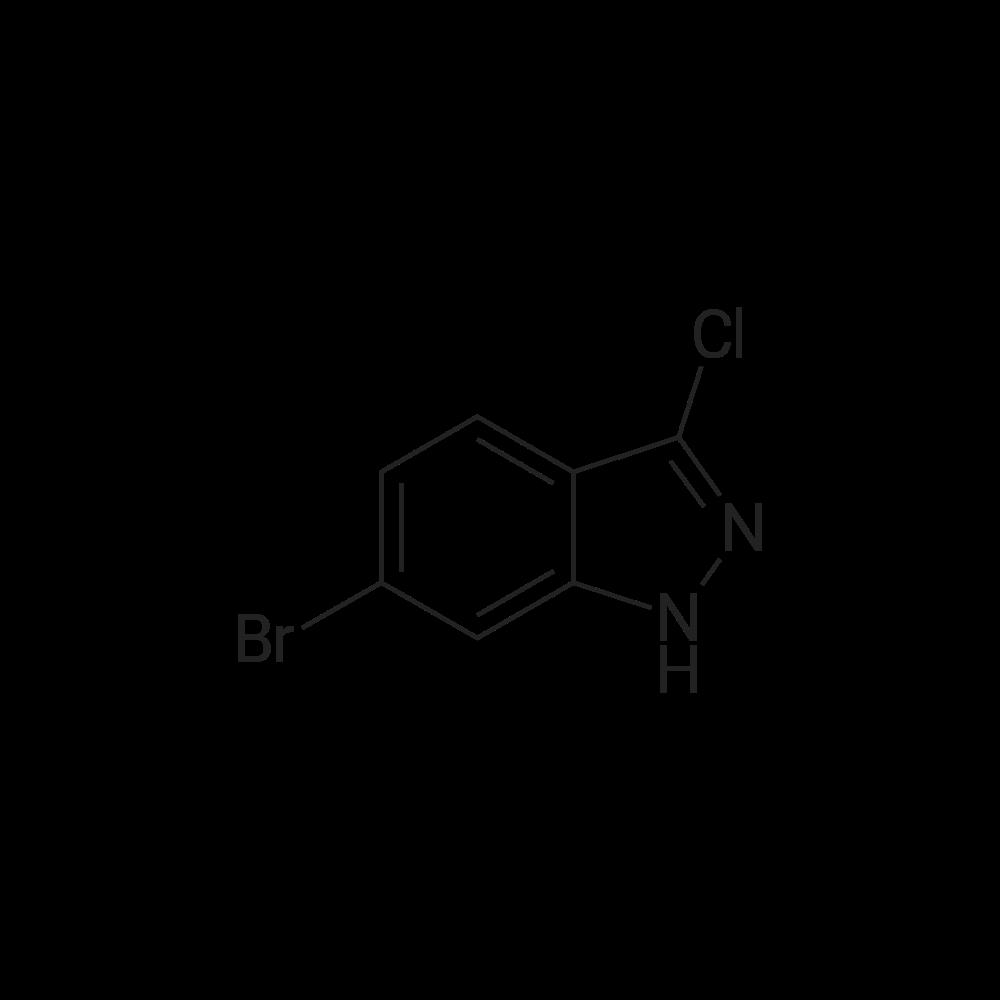 6-Bromo-3-chloro-1H-indazole