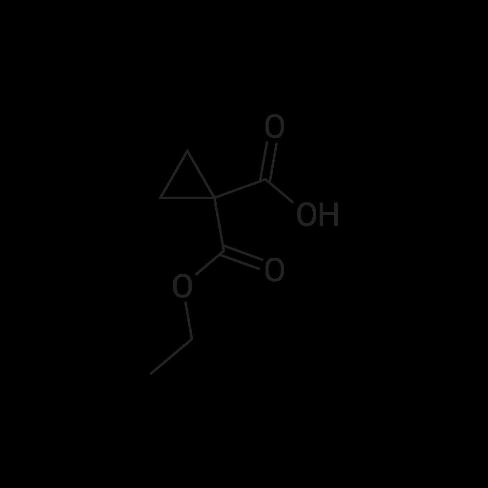 1-(Ethoxycarbonyl)cyclopropanecarboxylic acid