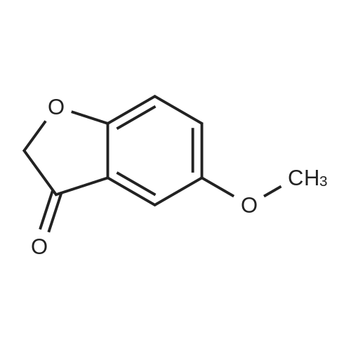 5-Methoxybenzofuran-3(2H)-one