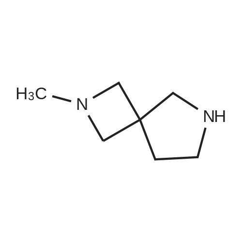 2-Methyl-2,6-diazaspiro[3.4]octane