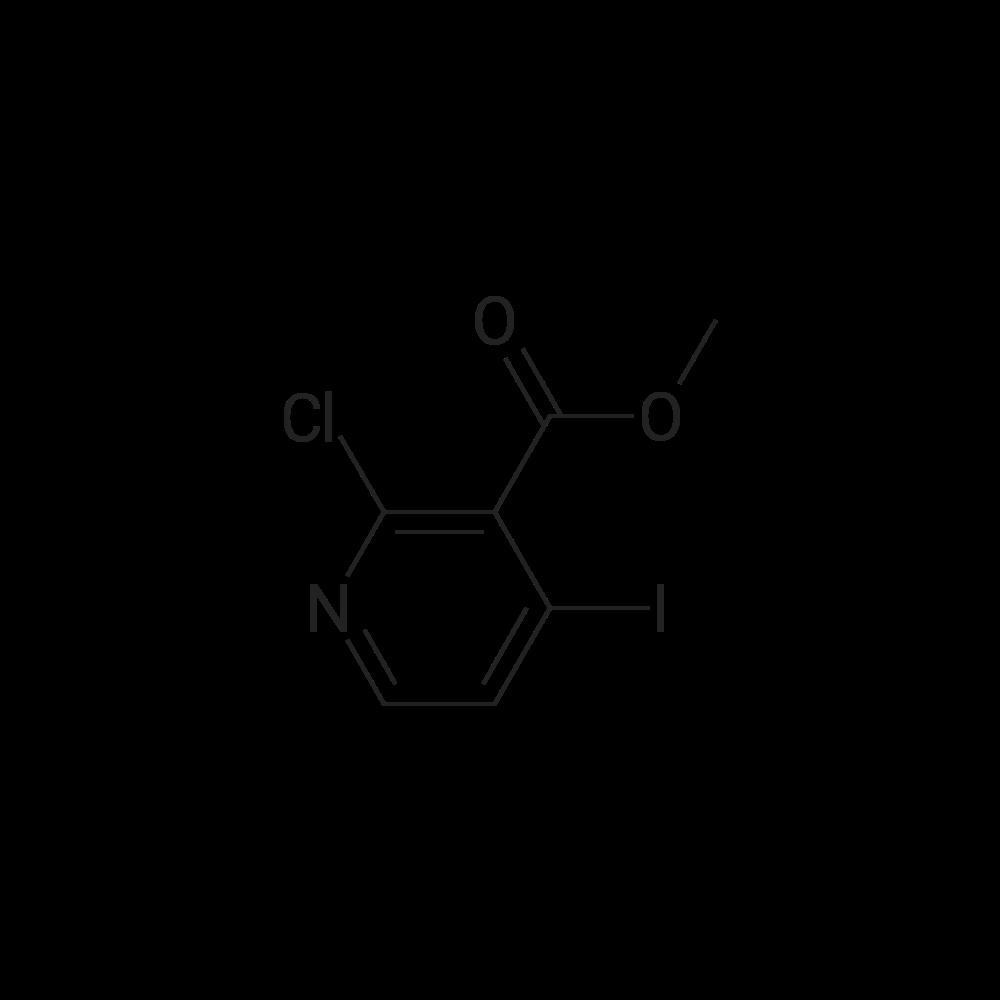 Methyl 2-chloro-4-iodonicotinate