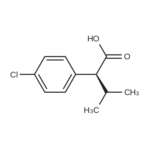 (S)-2-(4-Chlorophenyl)-3-methylbutanoic acid