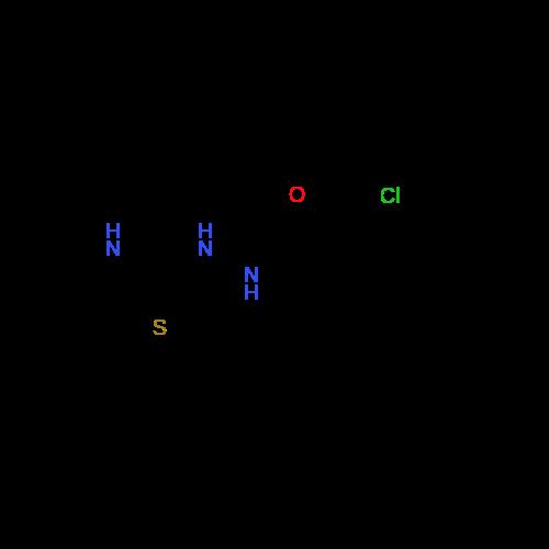2-(2-Chloro-4-methylbenzoyl)-N-methylhydrazinecarbothioamide