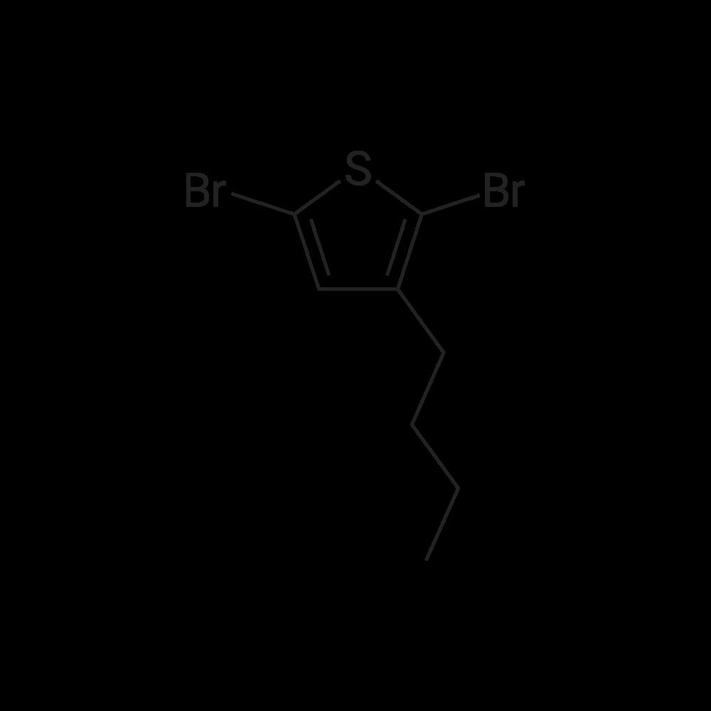 2,5-Dibromo-3-butylthiophene