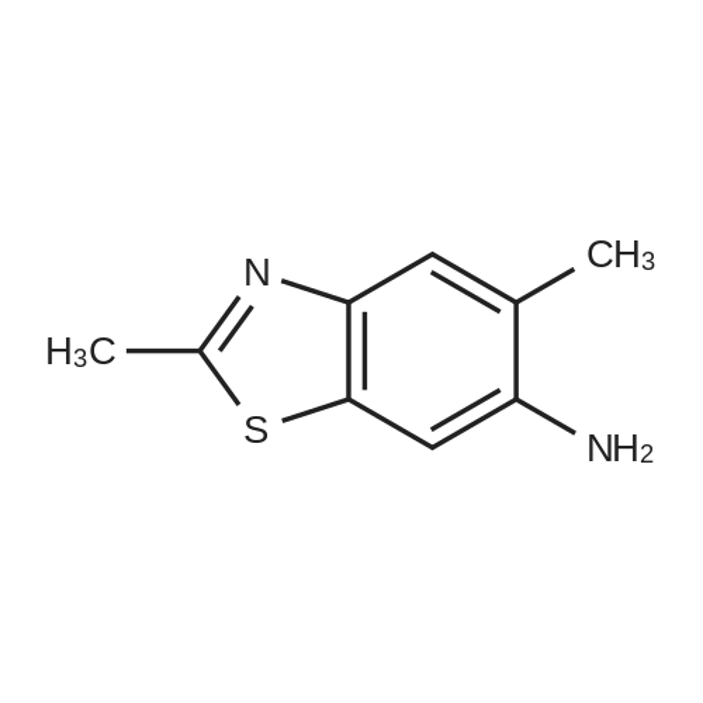 2,5-Dimethylbenzo[d]thiazol-6-amine