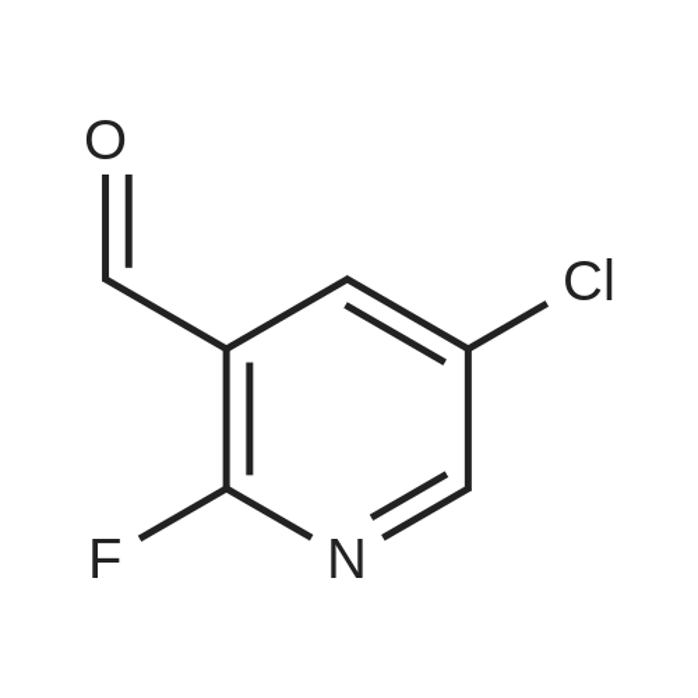 5-Chloro-2-fluoronicotinaldehyde