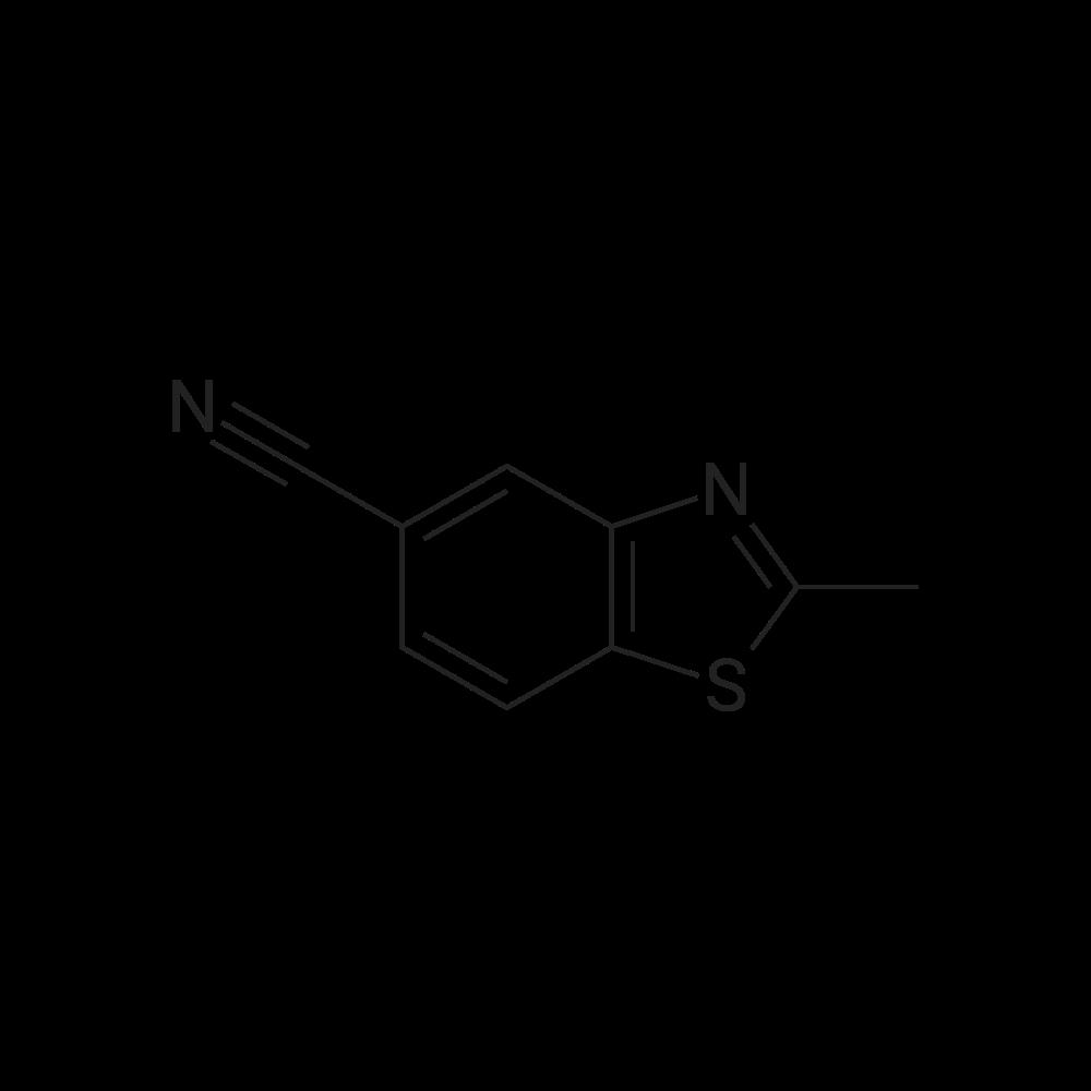 2-Methylbenzo[d]thiazole-5-carbonitrile