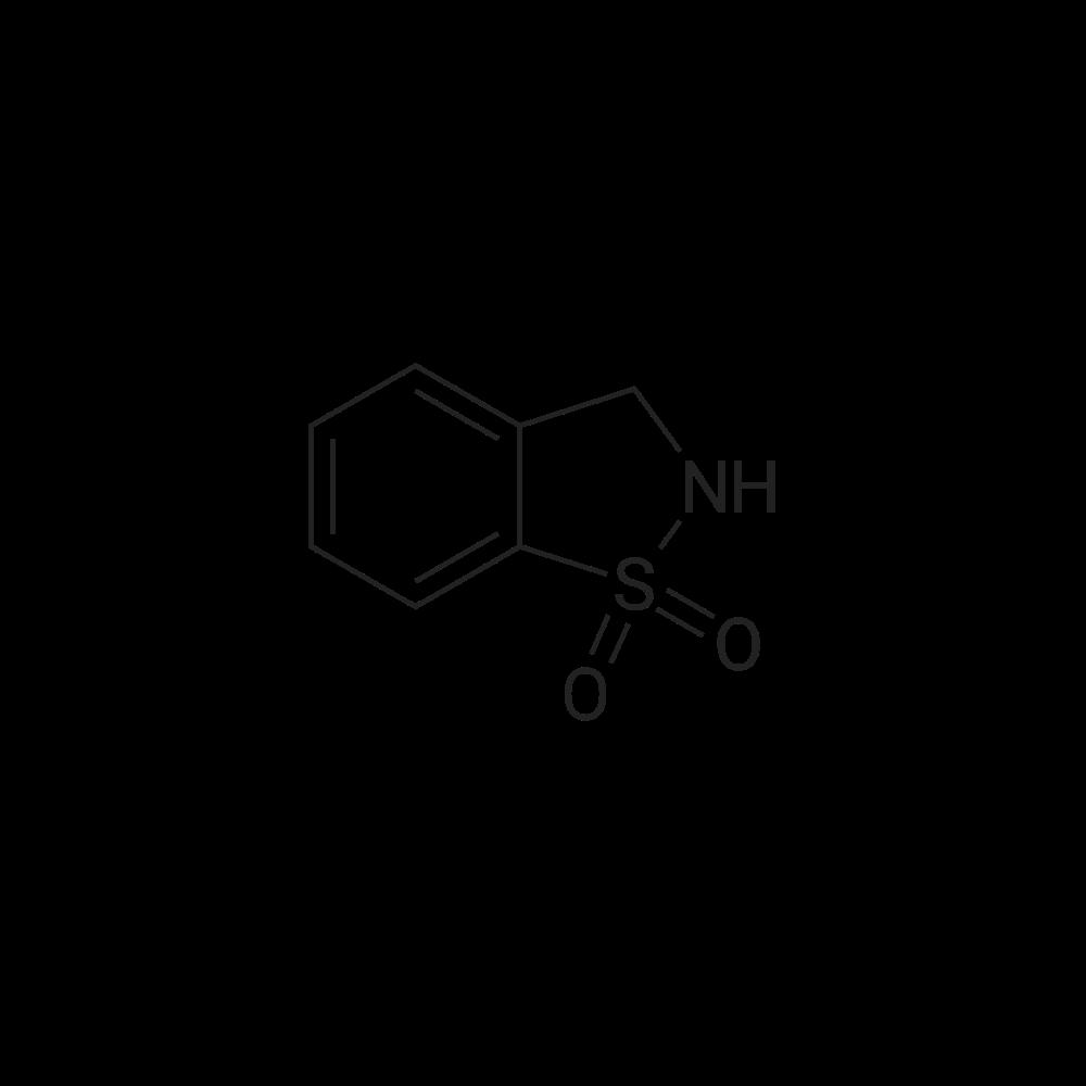 2,3-Dihydrobenzo[d]isothiazole 1,1-dioxide