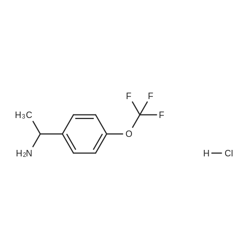1-(4-(Trifluoromethoxy)phenyl)ethanamine hydrochloride