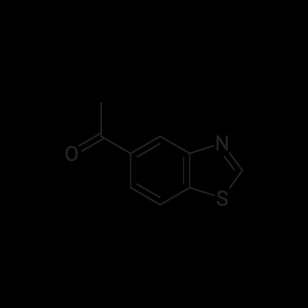 1-(Benzo[d]thiazol-5-yl)ethanone