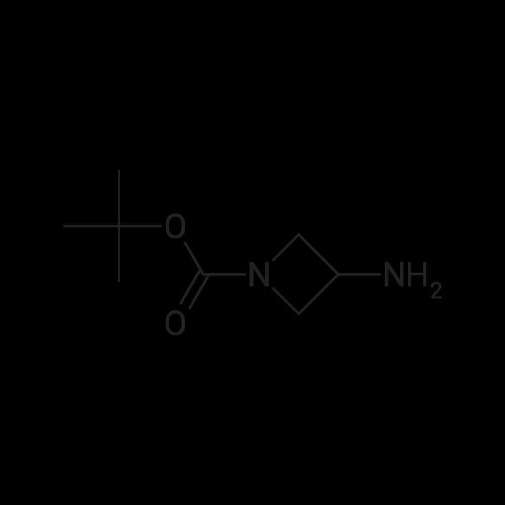 tert-Butyl 3-aminoazetidine-1-carboxylate