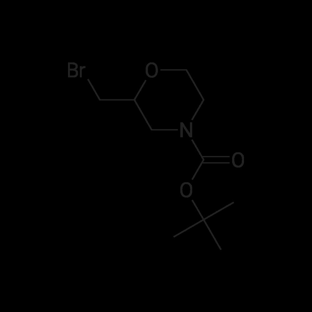 4-Boc-2-(bromomethyl)morpholine
