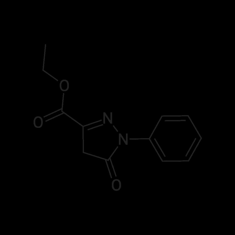 Ethyl 5-oxo-1-phenyl-4,5-dihydro-1H-pyrazole-3-carboxylate